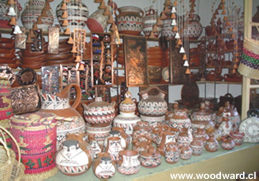 Pomaire Chile Pottery Ceramic And Chilean Handicrafts